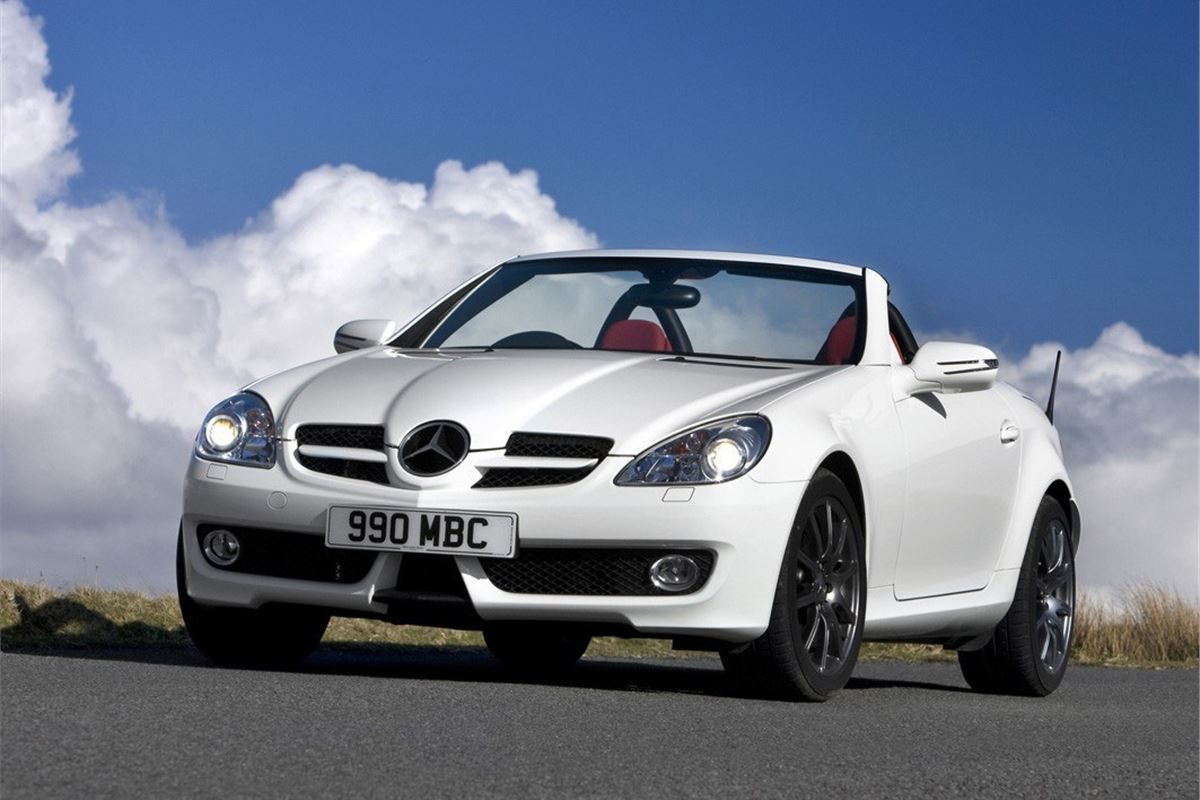 Mercedes-Benz SLK R171 2004 - Car Review | Honest John