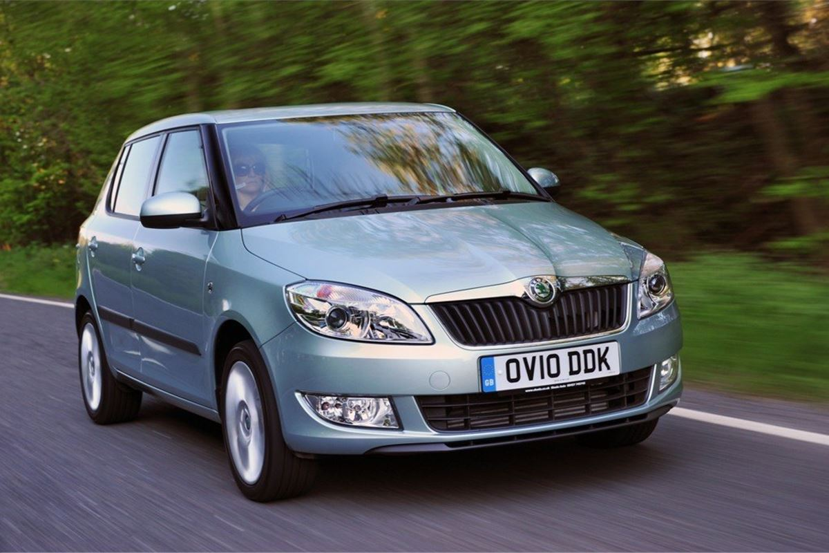 Skoda Fabia 2007 Car Review Honest John
