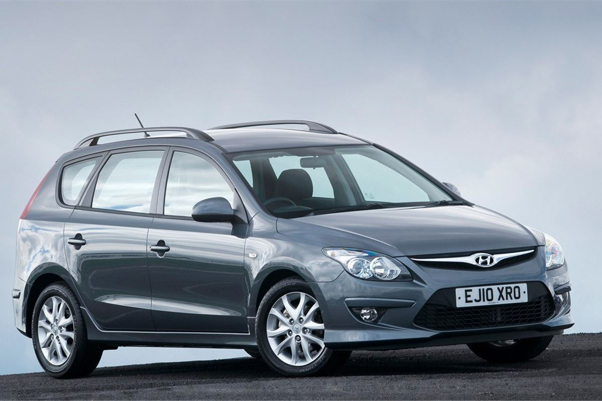 Hyundai I30 Estate 2008 Car Review Honest John