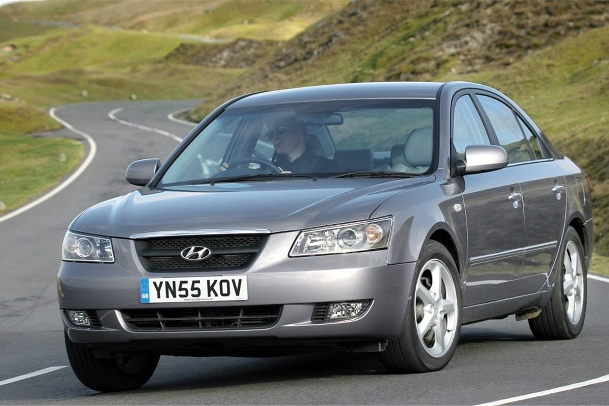 Hyundai Sonata 2005 Car Review Honest John