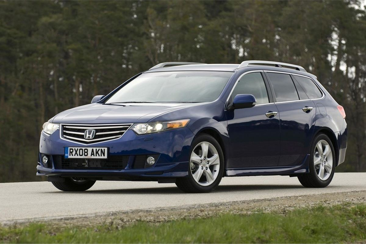Honda Accord Tourer 2008 Car Review Honest John