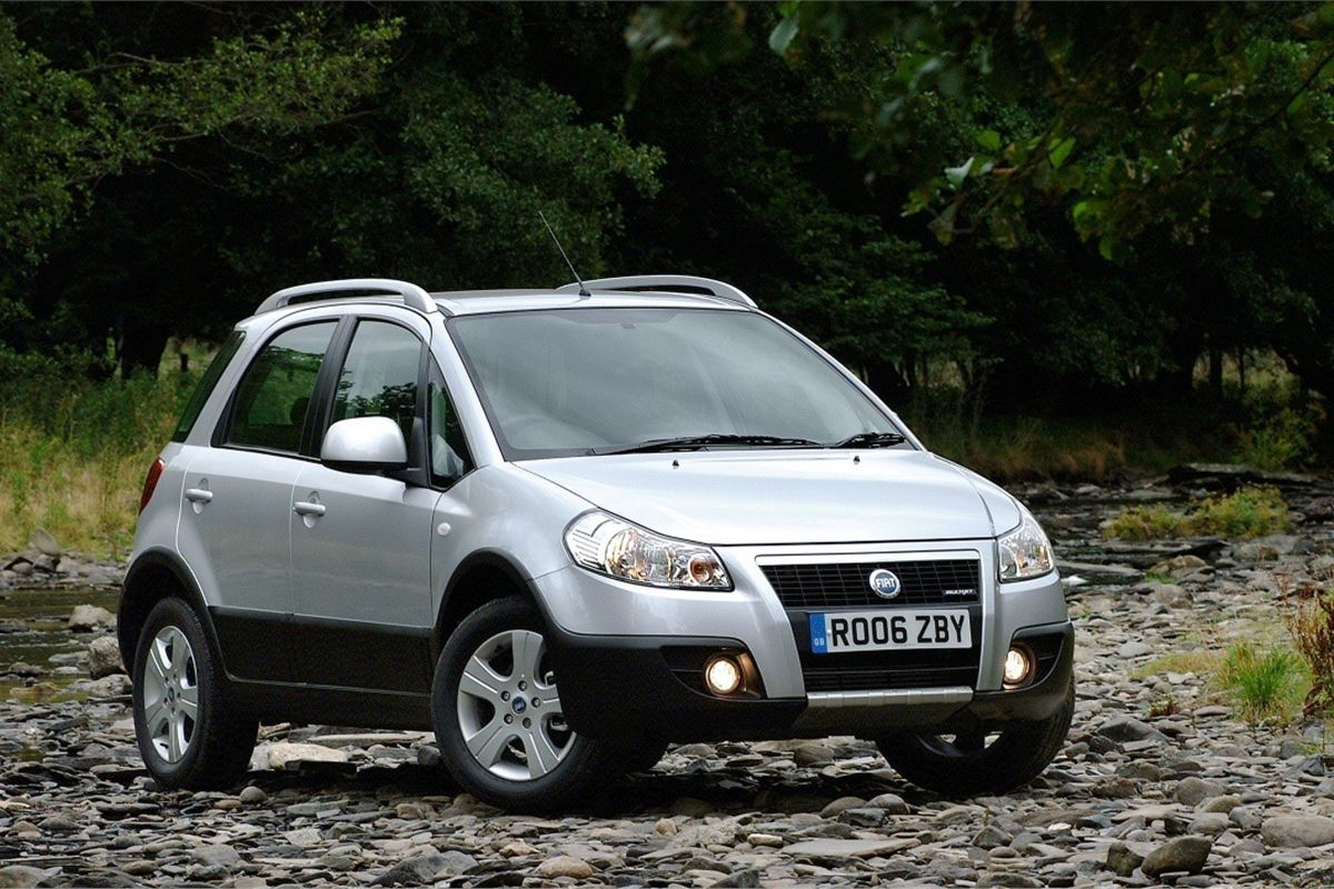 Fiat Sedici 2006 Car Review Honest John