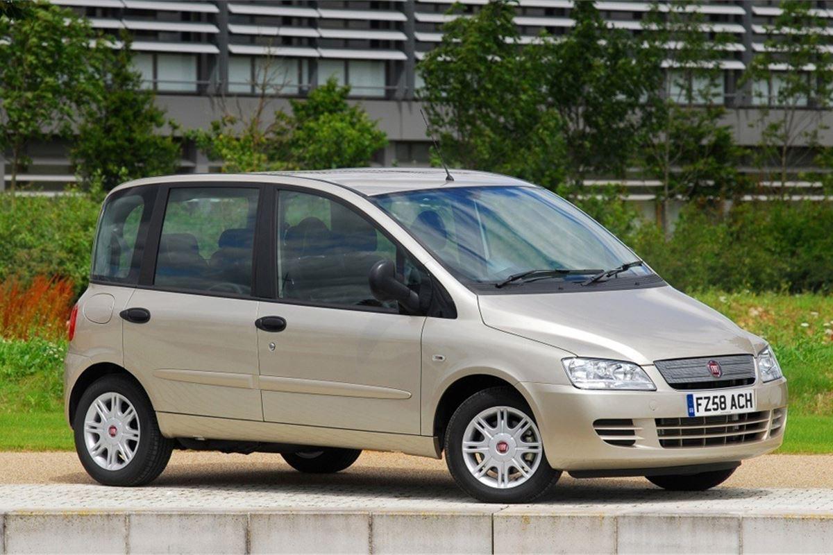 Fiat Multipla 2004 Car Review Honest John