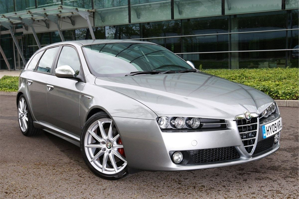 Alfa Romeo 159 Sportwagon 2006 Car Review Honest John