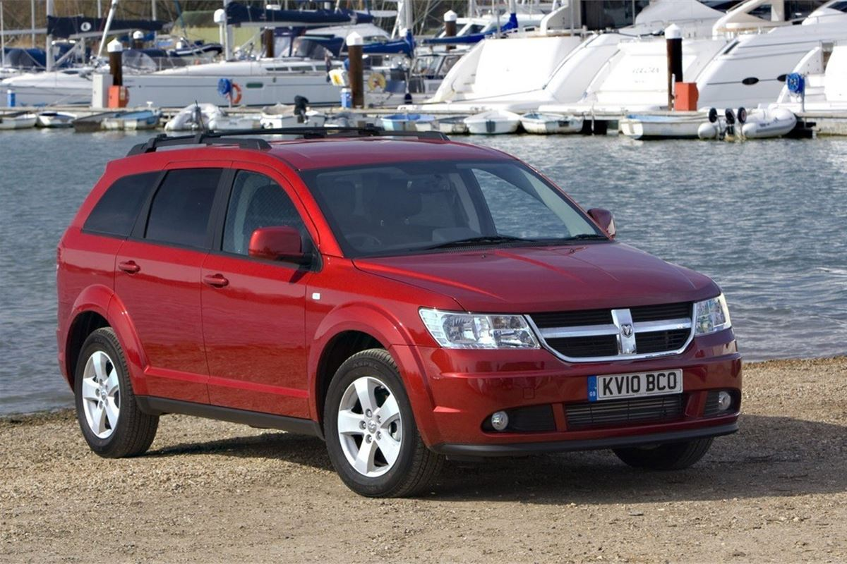 dodge journey 2008 car review honest john. Cars Review. Best American Auto & Cars Review