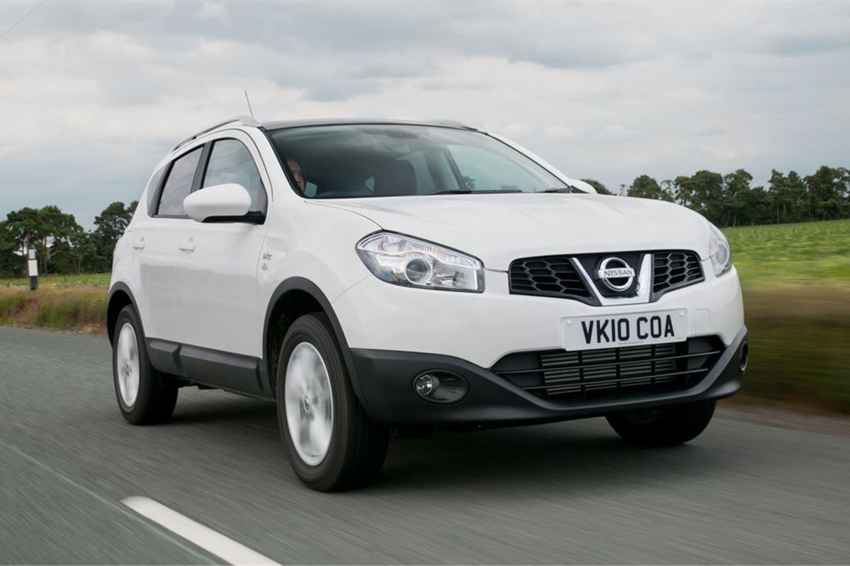 Nissan Qashqai Uk Used Cars