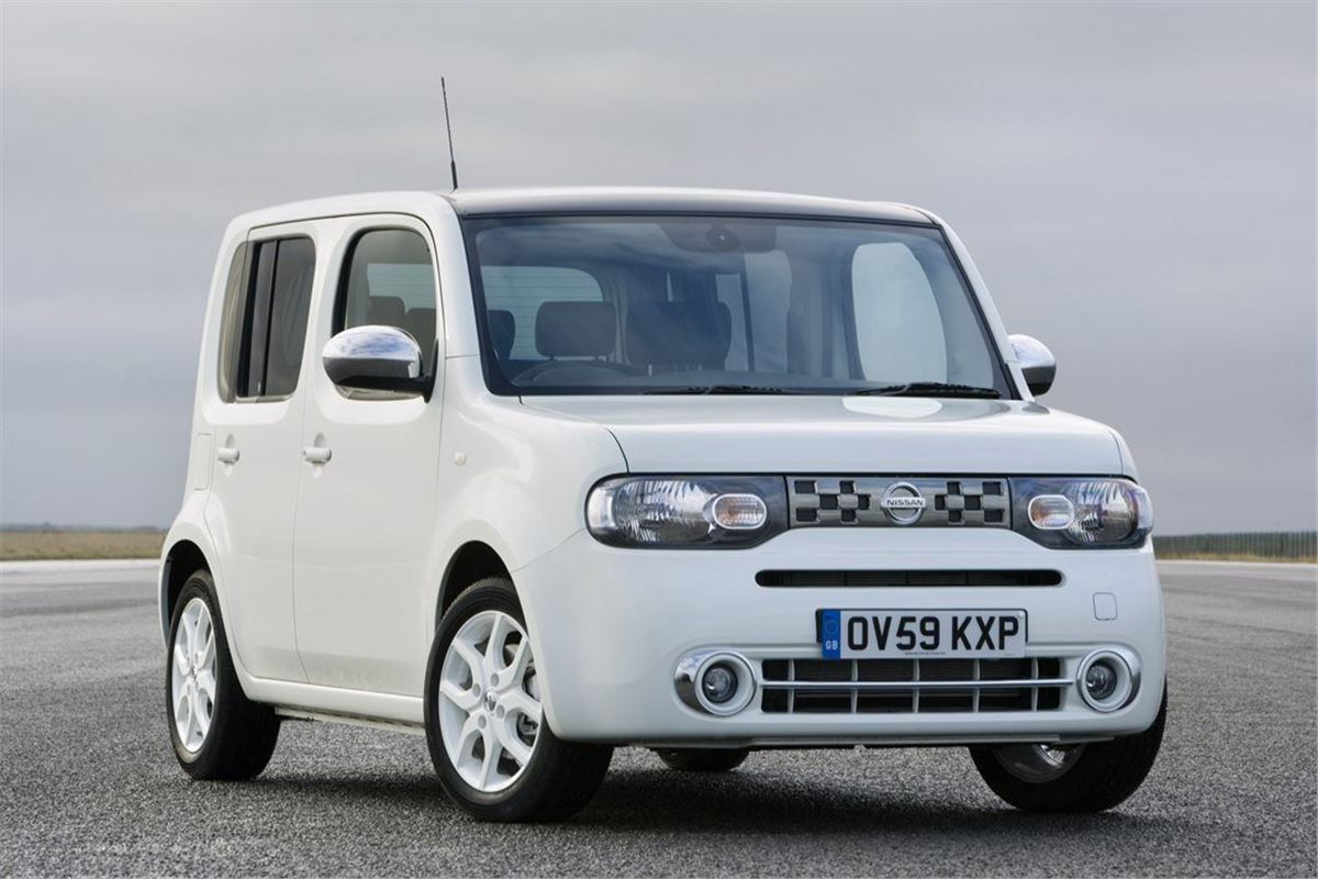 Nissan Cube 2009 Car Review Honest John