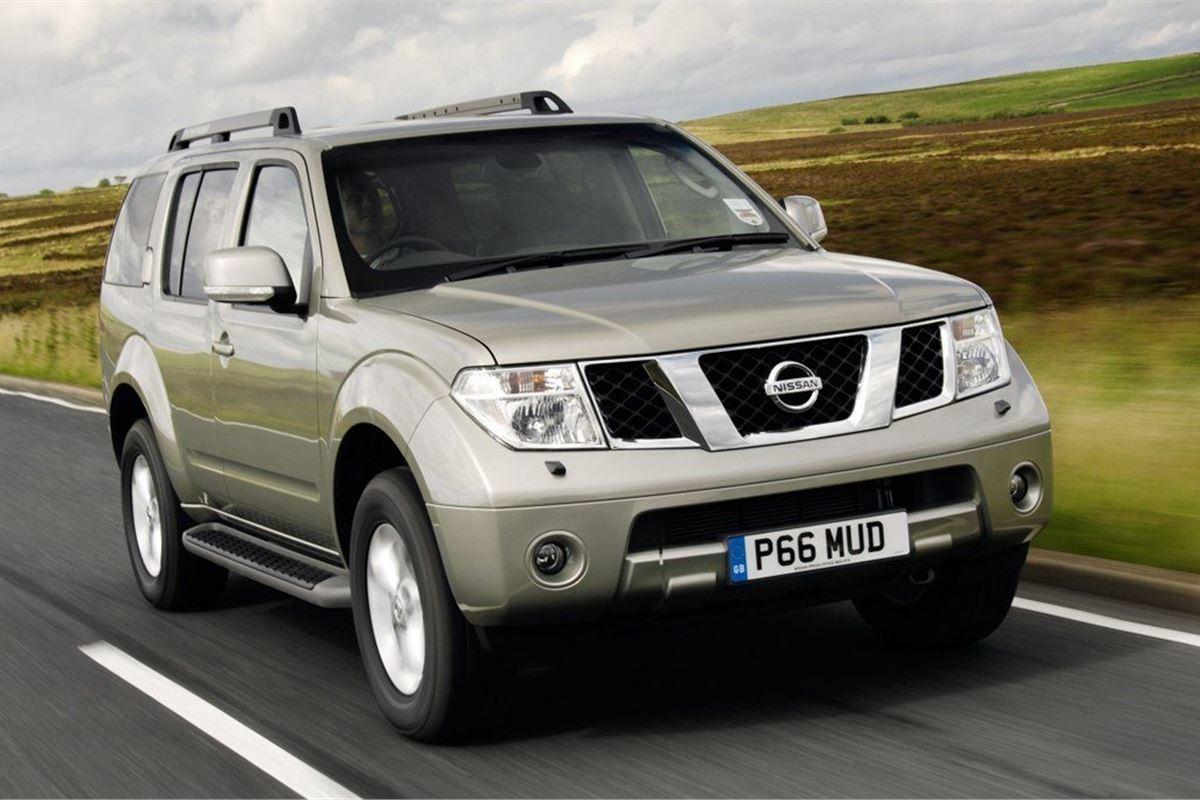 Nissan Pathfinder 2005 Car Review Honest John