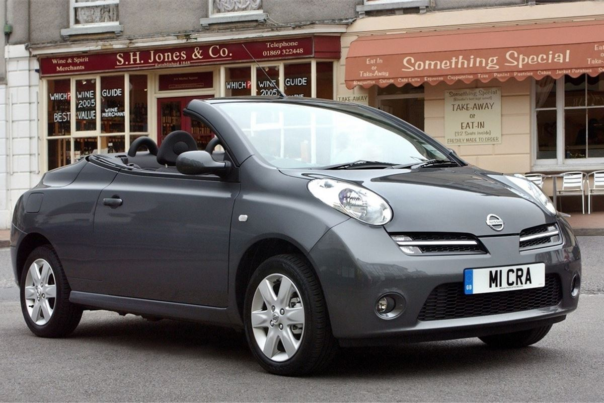 New Car Lease Deals >> Nissan Micra C+C 2005 - Car Review | Honest John