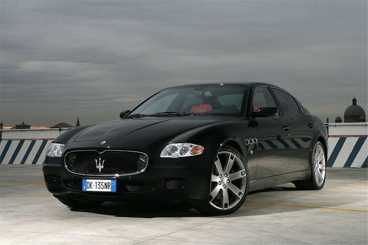 Cheap Car Leasing >> Maserati Quattroporte 2004 - Car Review | Honest John