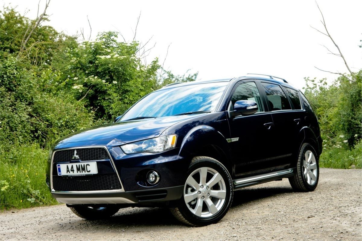 Mitsubishi Outlander 2007 Car Review Honest John