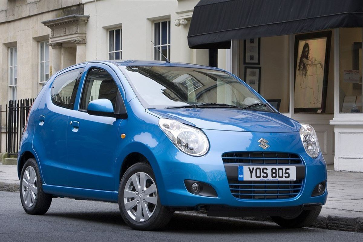 Volkswagen Lease Deals >> Suzuki Alto 2009 - Car Review | Honest John