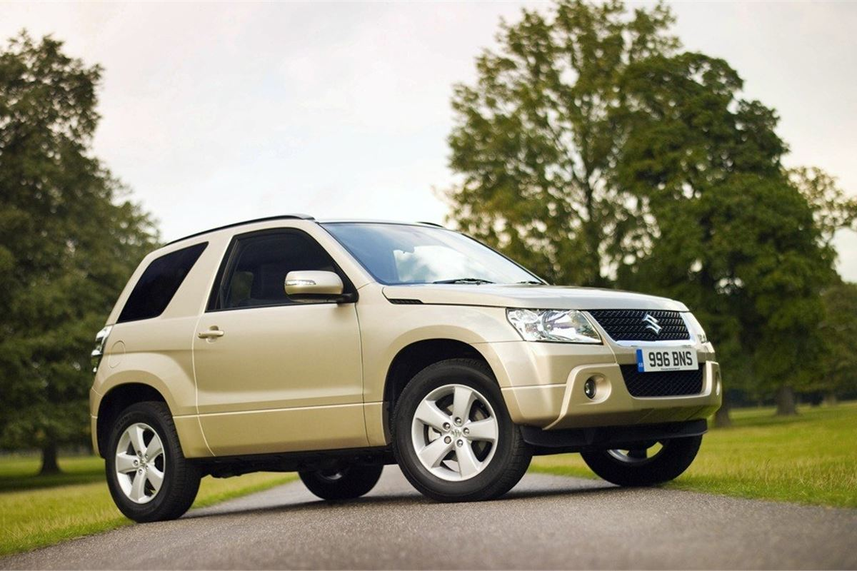 Nissan Lease Deals >> Suzuki Grand Vitara SWB 2005 - Car Review | Honest John