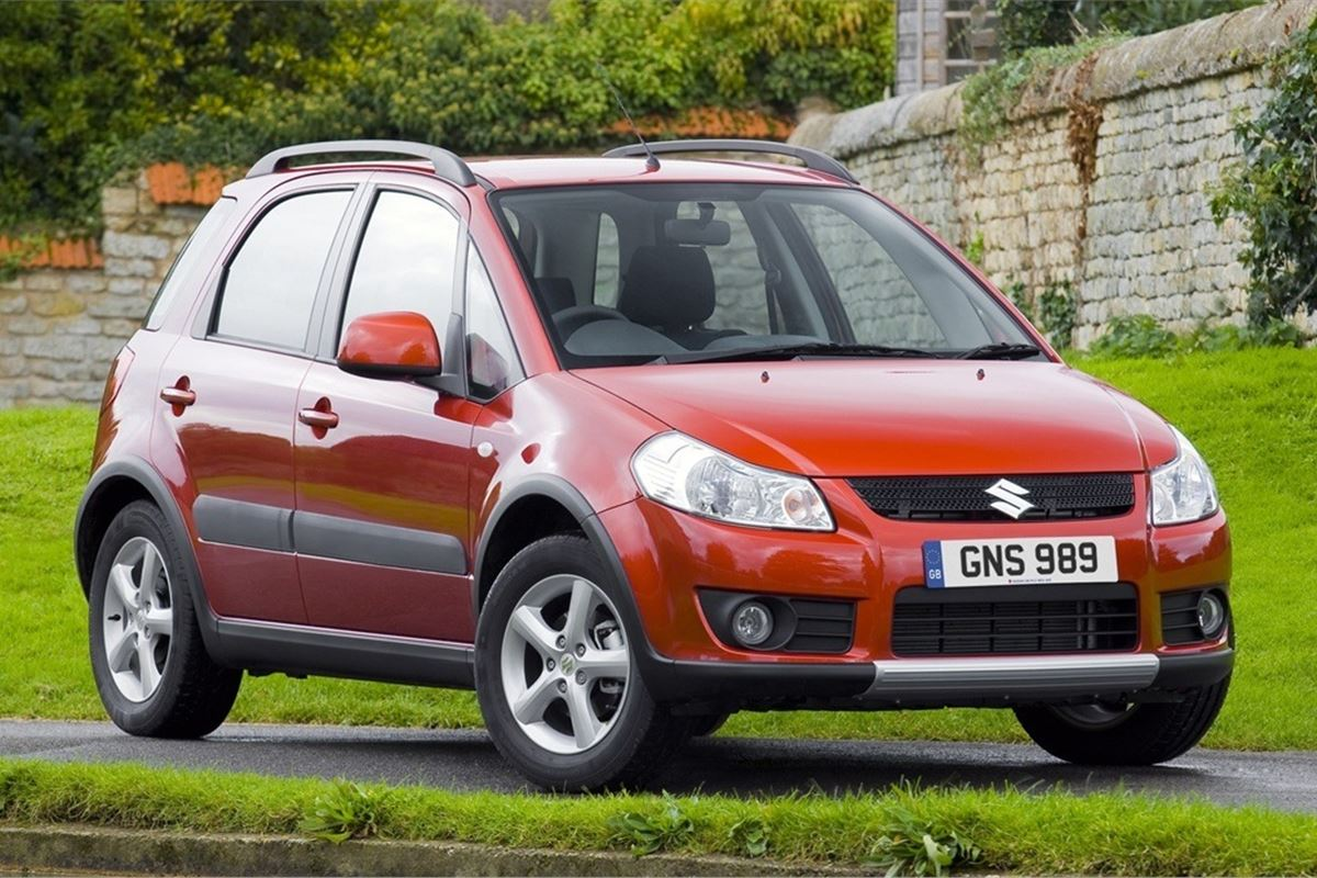 Volkswagen Lease Deals >> Suzuki SX4 2006 - Car Review | Honest John