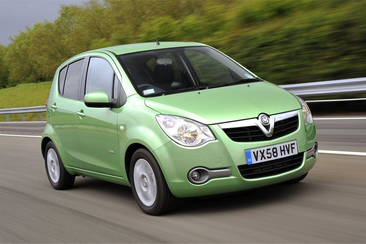 Vauxhall Agila B 2008 Car Review Honest John