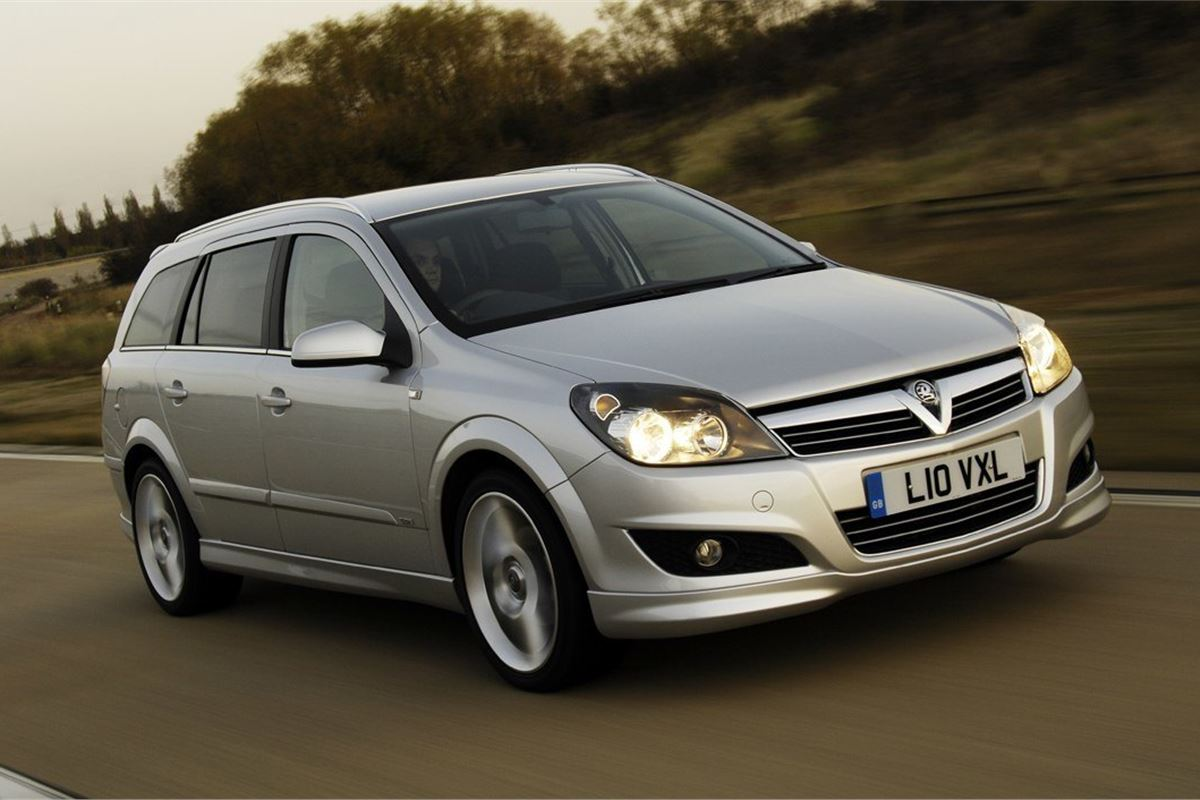 Vauxhall Astra H Estate 2004 Car Review Honest John