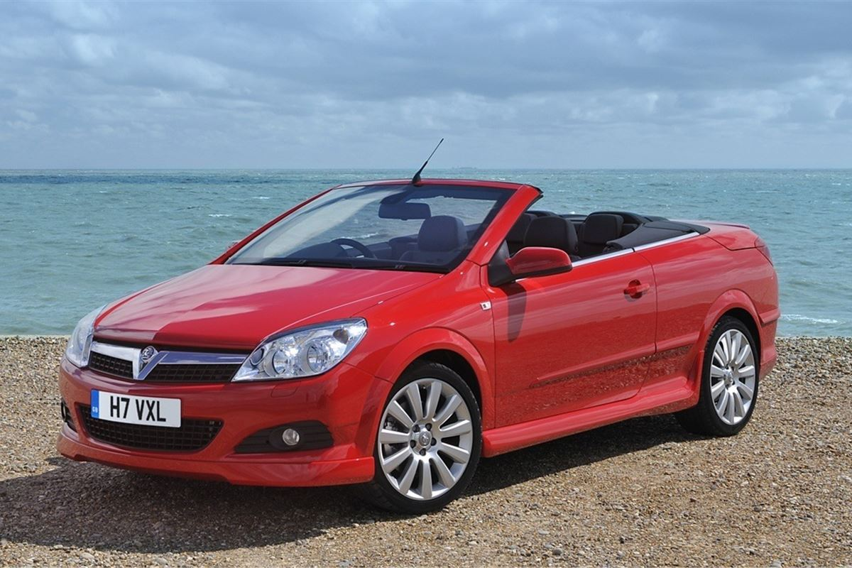 Volkswagen Lease Deals >> Vauxhall Astra Twintop 2006 - Car Review | Honest John