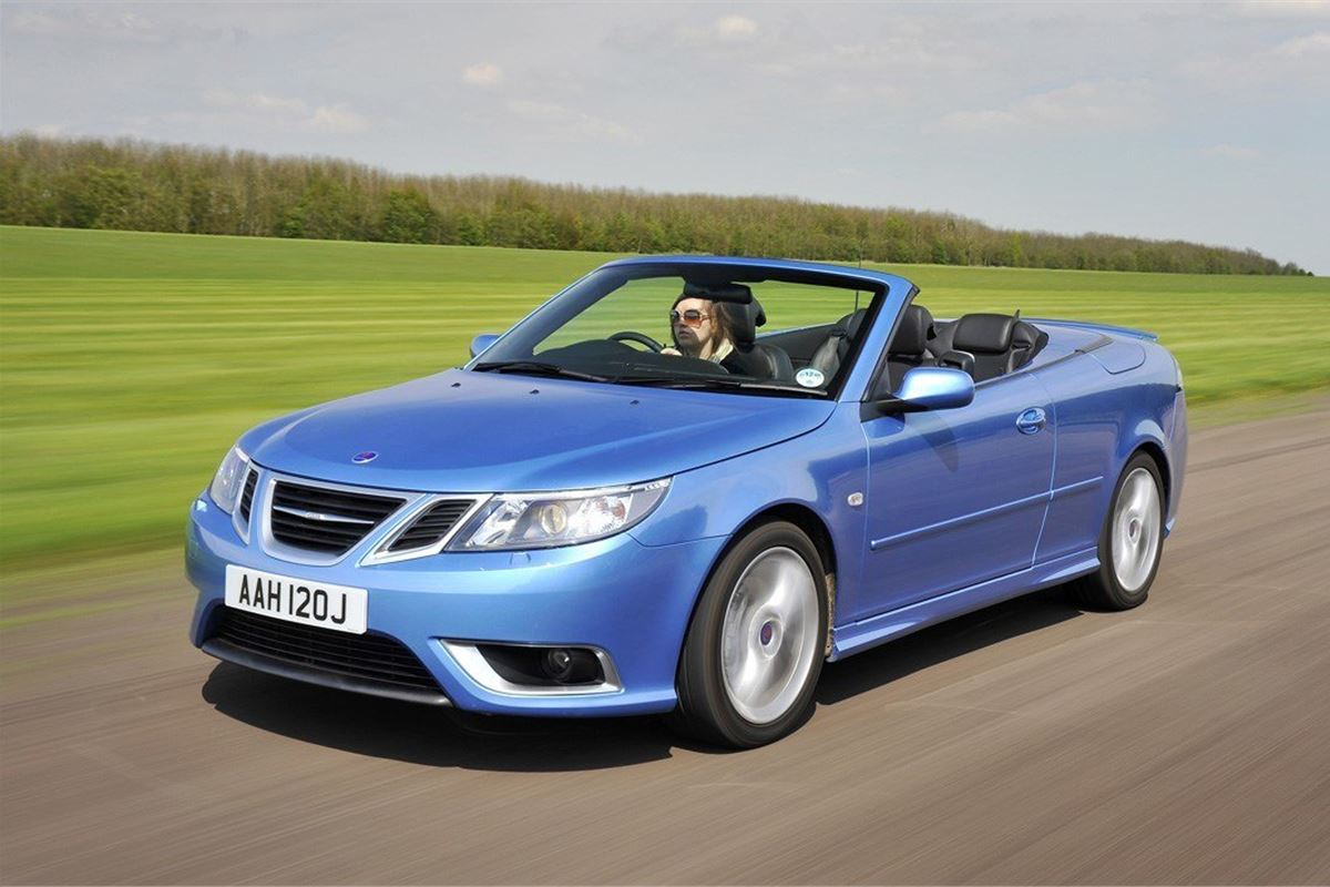 Saab 9 3 Convertible 2003 Car Review Honest John