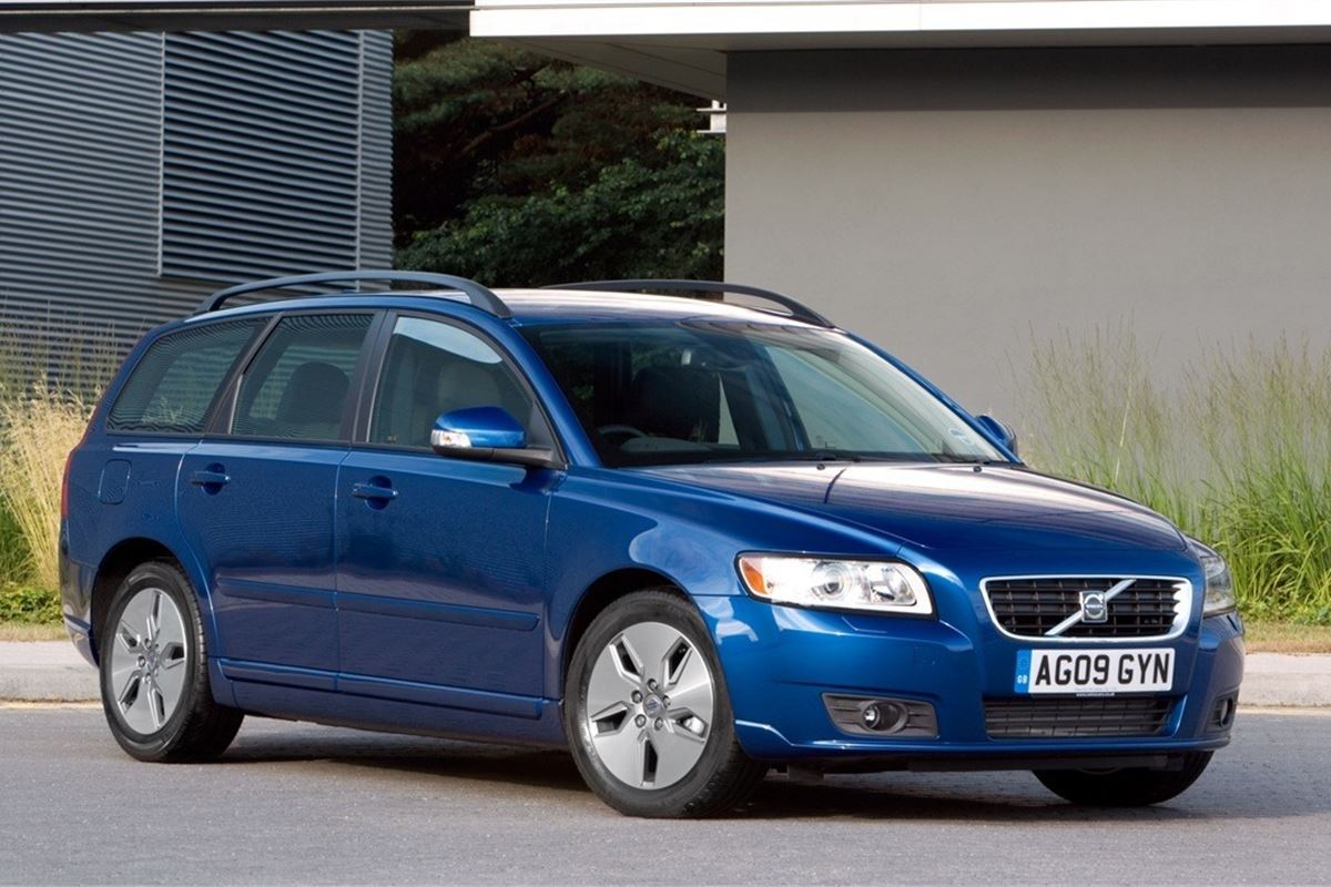 Volvo V50 2004 Car Review Honest John