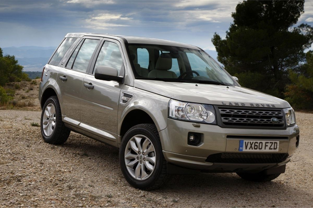 Land Rover Freelander 2 2006 Car Review Honest John