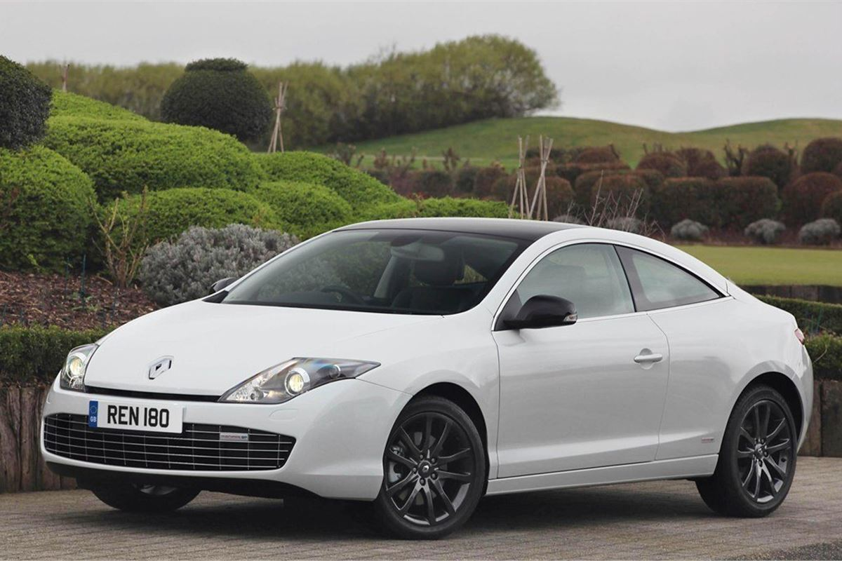 Renault Laguna Coupe 2009 - Car Review | Honest John