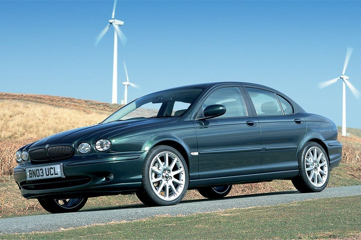 Jaguar X Type 2001 Car Review Honest John