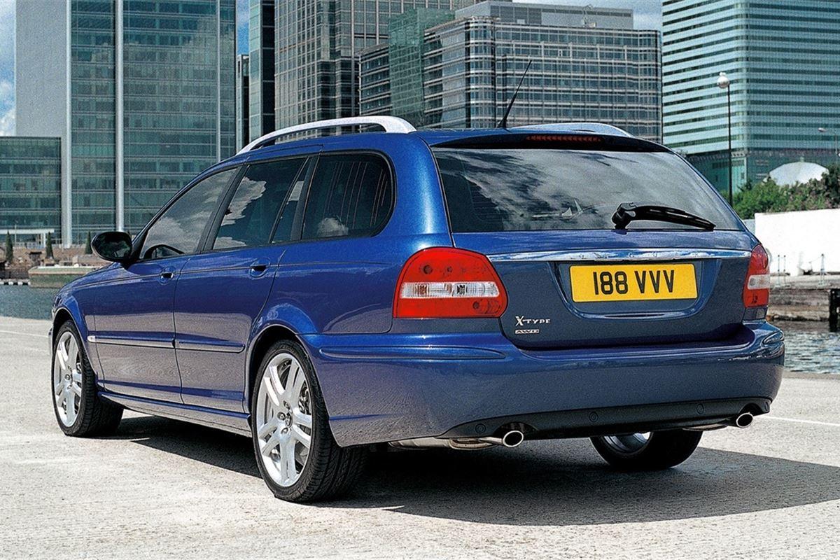 Jaguar X Type Estate 2004 Car Review Honest John