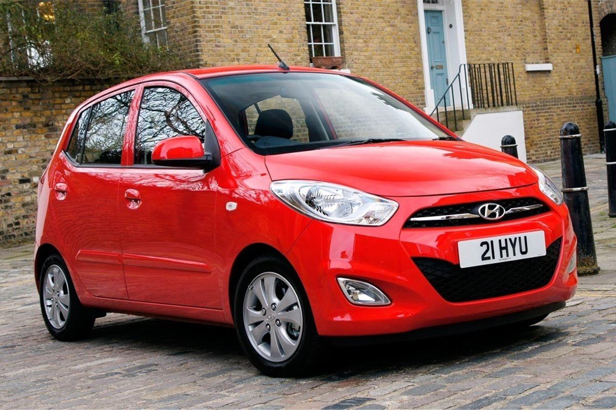 Hyundai Lease Deals >> Hyundai i10 2008 - Car Review   Honest John