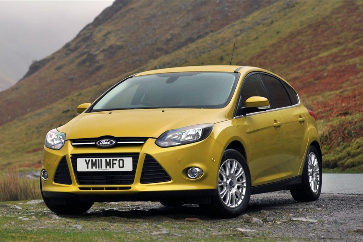 Ford Focus 2011 - Car Review | Honest John