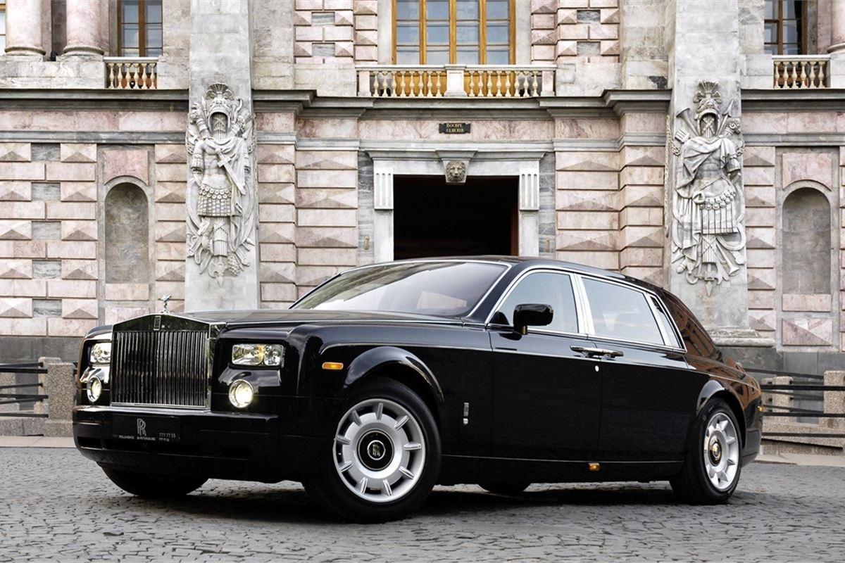 Rolls Royce Phantom 2003 Car Review Honest John