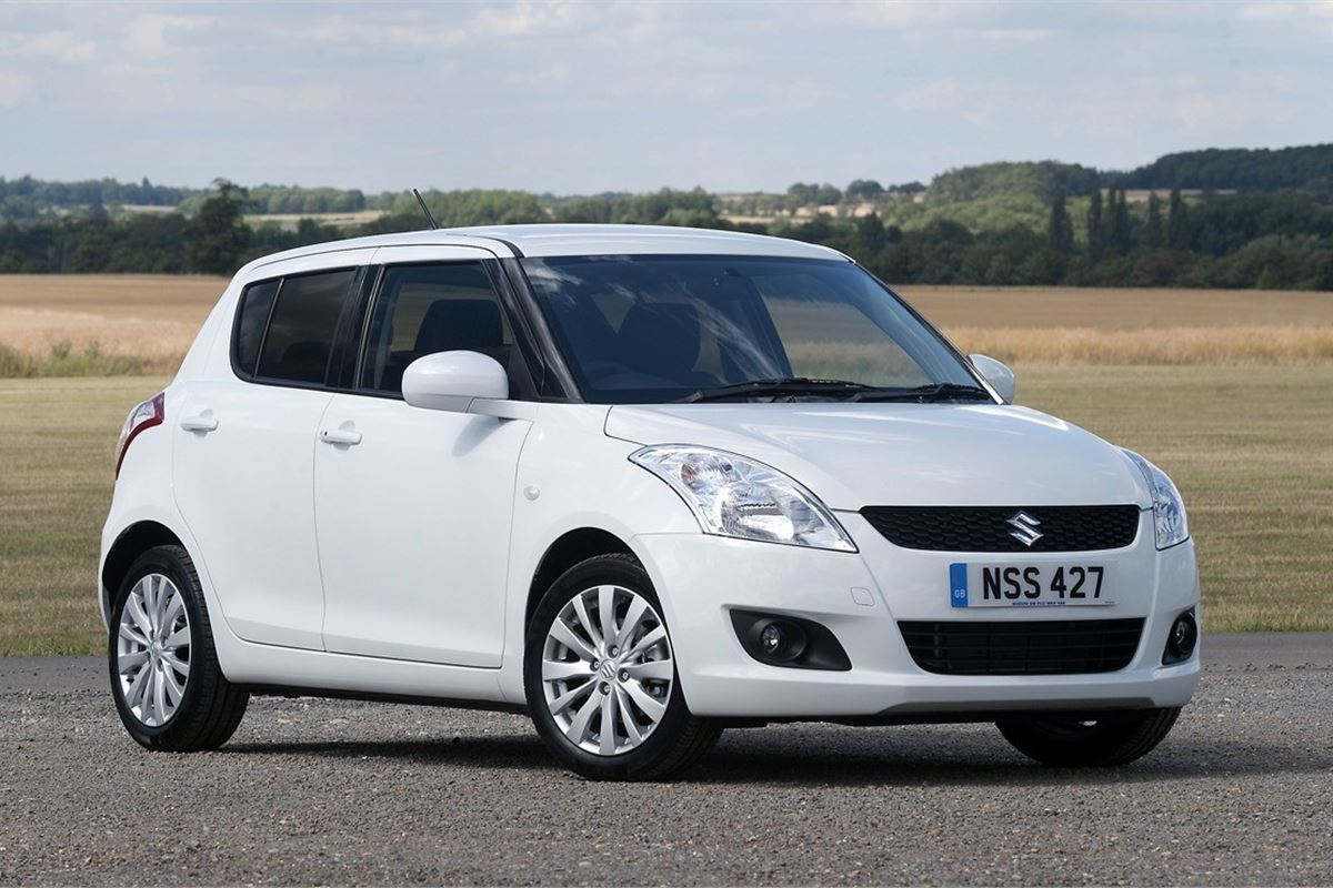 Suzuki Swift 2010 Car Review Honest John