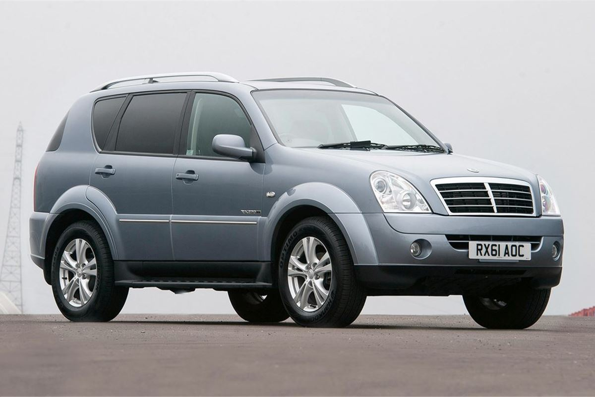 Ssangyong Rexton 2003 Car Review Honest John