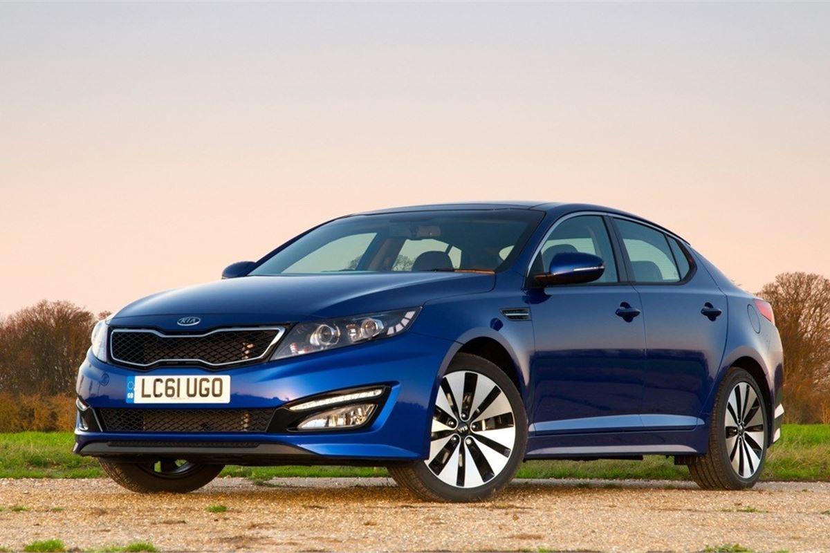 Audi Lease Deals >> KIA Optima 2012 - Car Review | Honest John