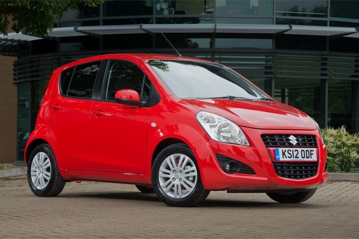 Cheap Car Leasing >> Suzuki Splash 2008 - Car Review | Honest John