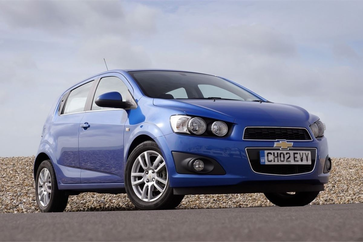 Audi Lease Deals >> Chevrolet Aveo 2011 - Car Review | Honest John