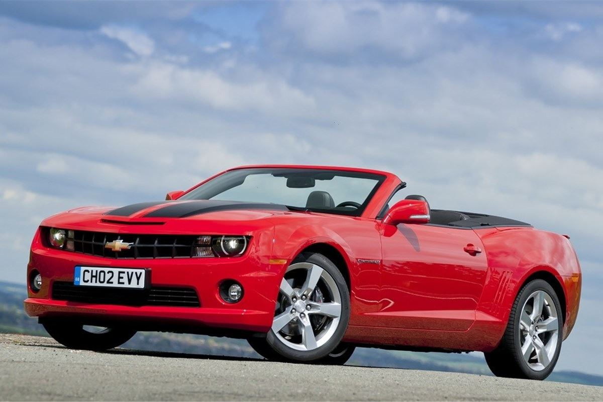 Chevrolet Camaro 2012 Car Review Honest John