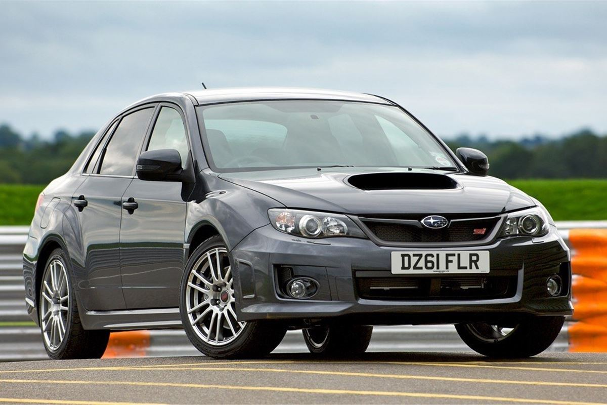 subaru impreza iii wrx sti 2008 car review honest john. Black Bedroom Furniture Sets. Home Design Ideas