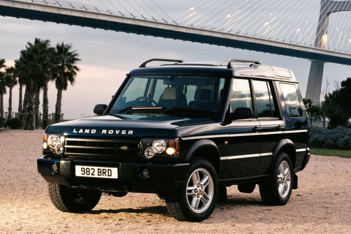 Land Rover Discovery 2 2002 Car Review Honest John