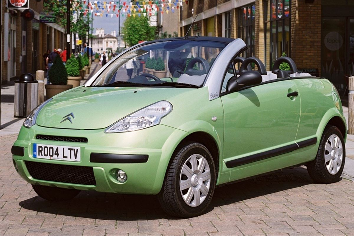 Citroen C3 Pluriel 2003 Car Review Honest John