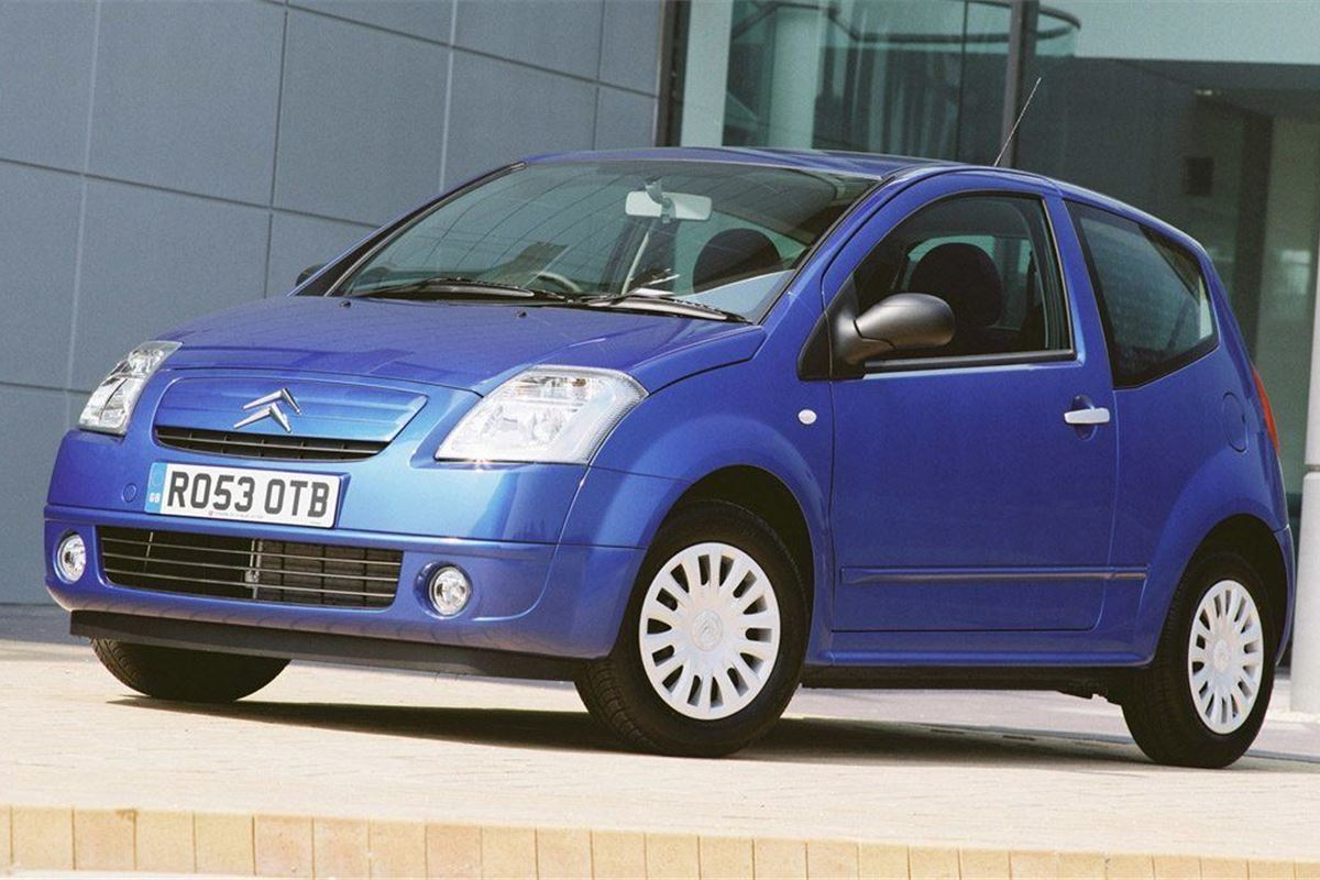 Citroen C2 2003 Car Review Honest John