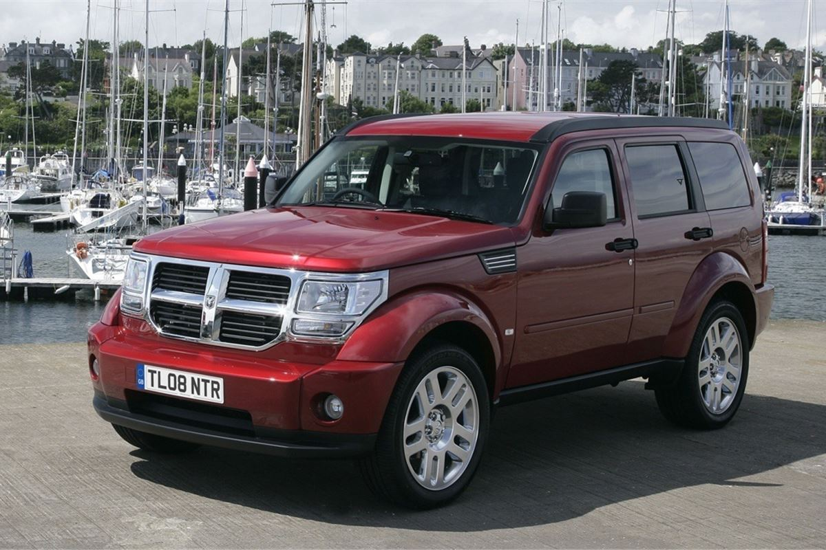 Dodge Nitro 2007 Car Review Honest John