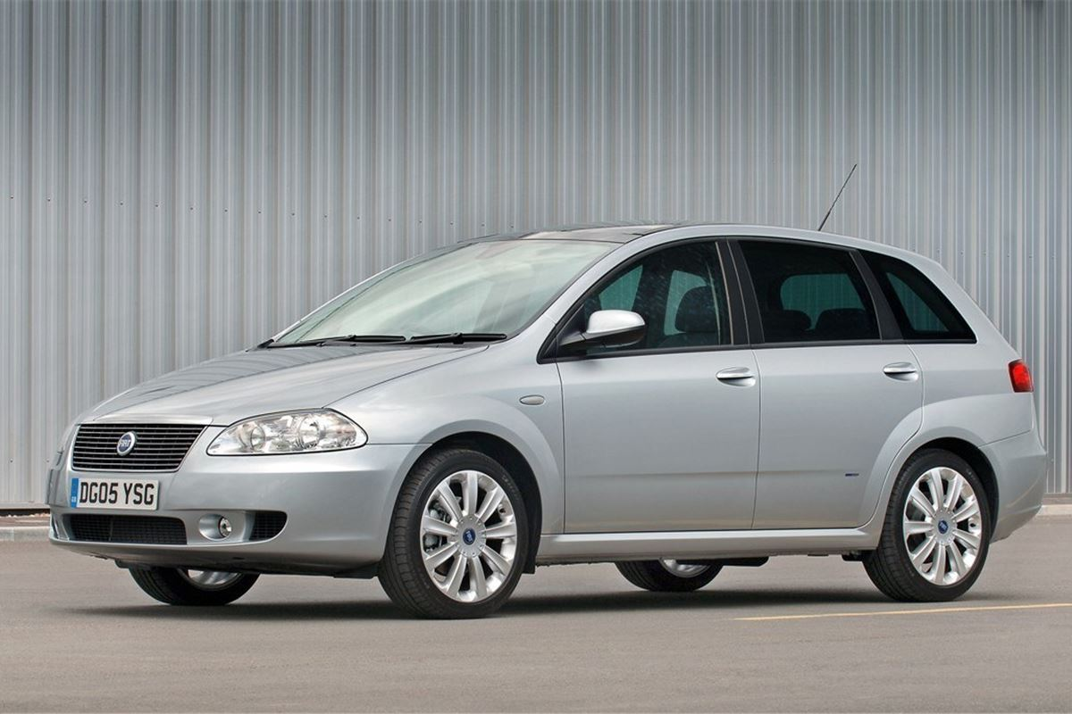 Fiat Croma 2005 Car Review Honest John