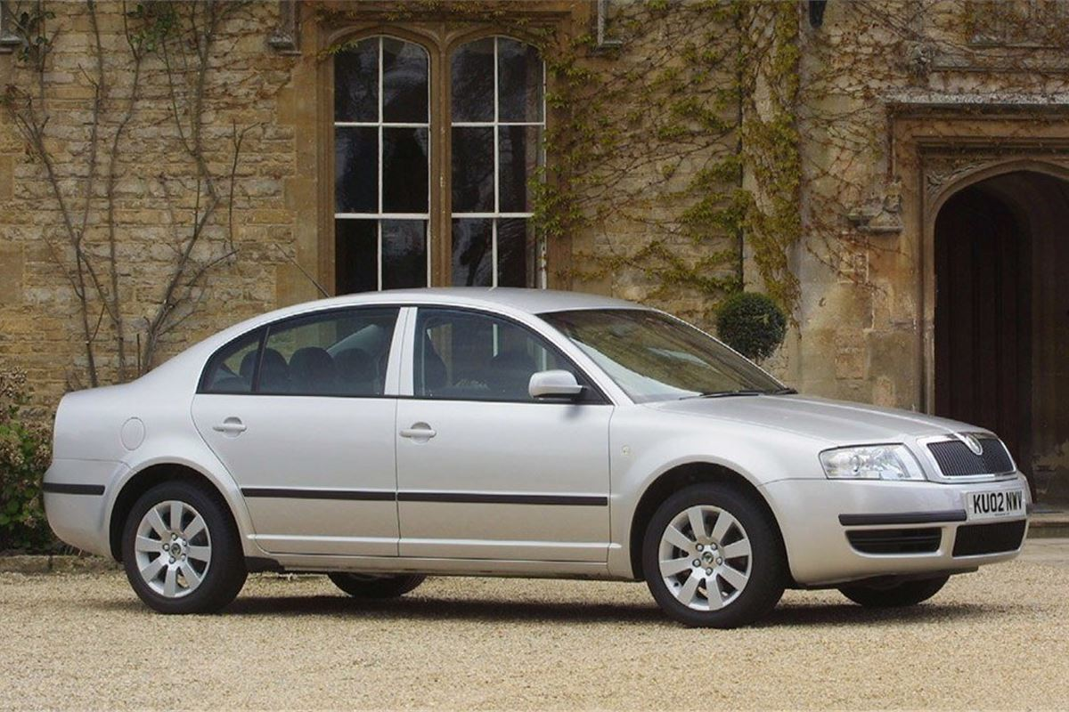 Skoda Superb 2002 - Car Review | Honest John