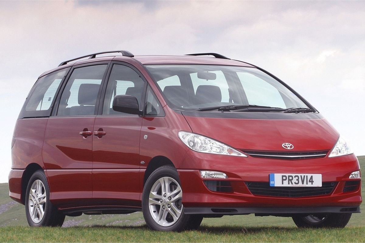 Cheap Car Leasing >> Toyota Previa 2000 - Car Review | Honest John