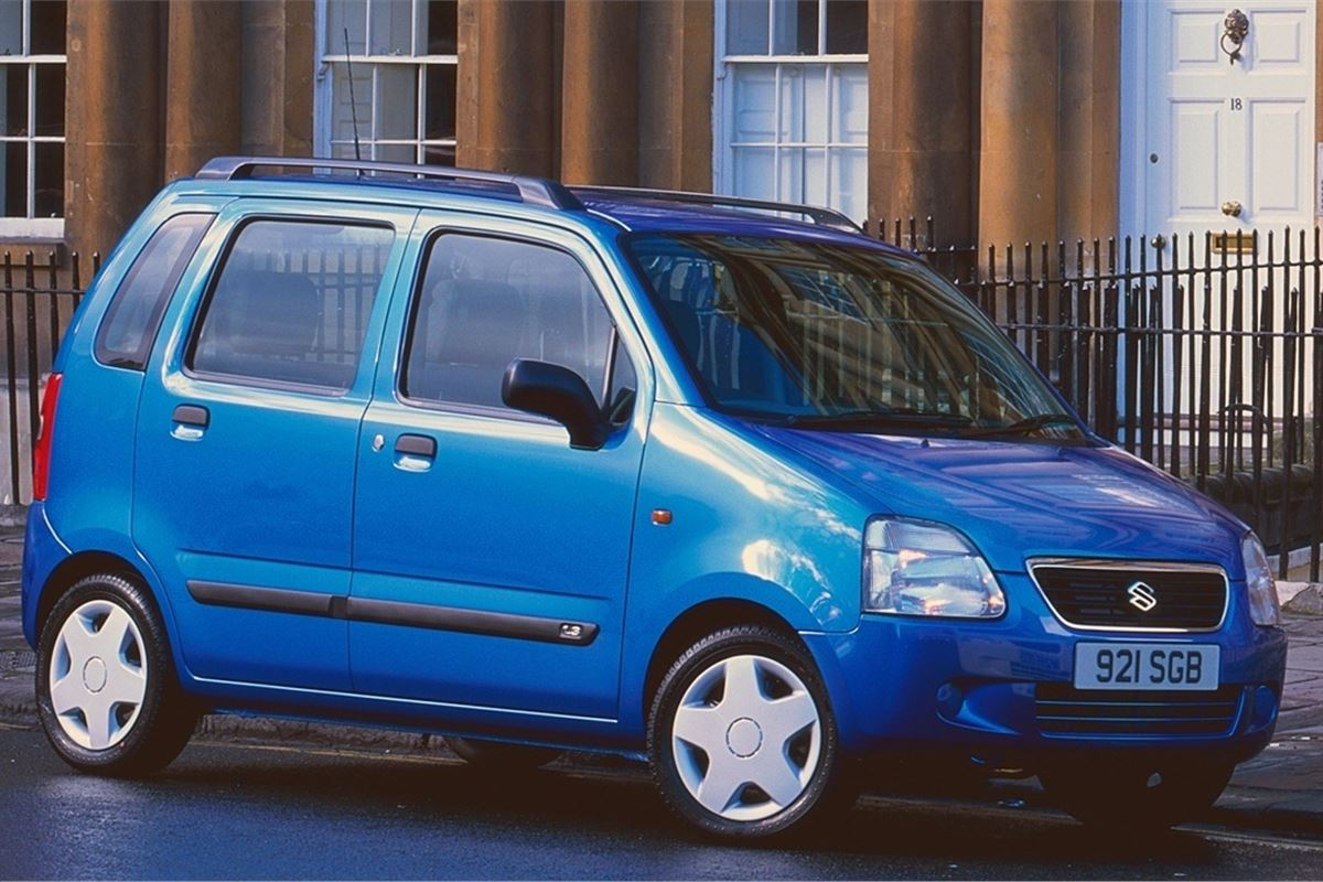 suzuki wagon   car review honest john
