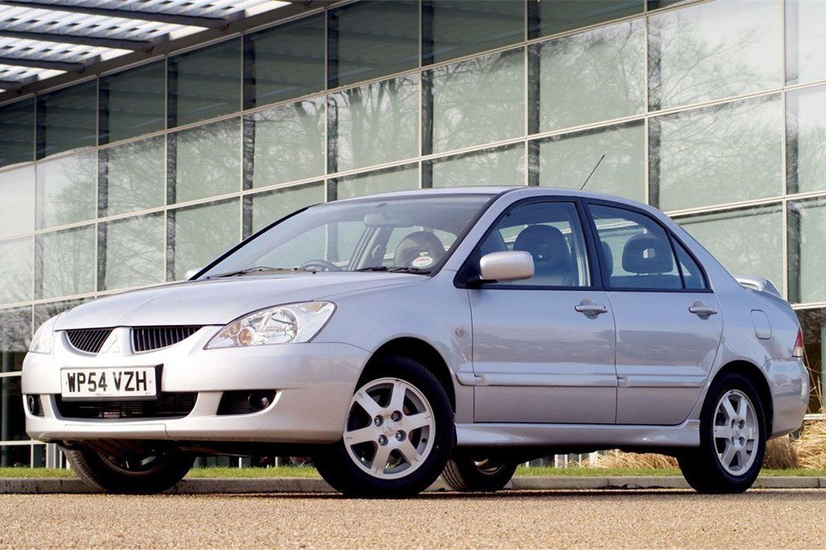 Mitsubishi lancer 2005 car review honest john for Garage mitsubishi paris