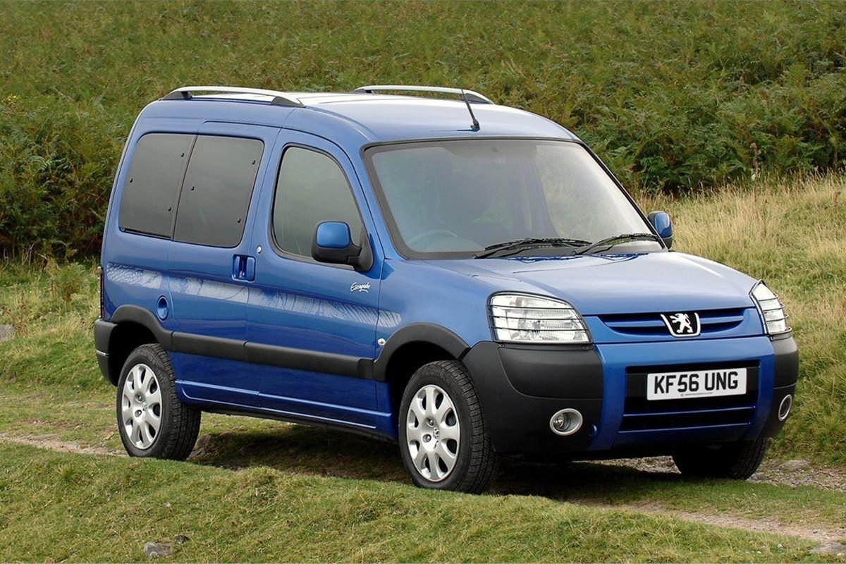 Peugeot Partner Combi 2001 Car Review Honest John