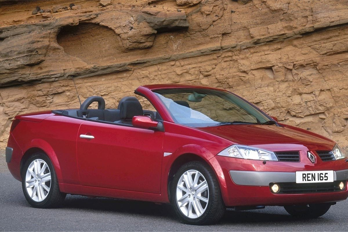 Renault Megane Coupe Cabriolet 2003 Car Review Honest John