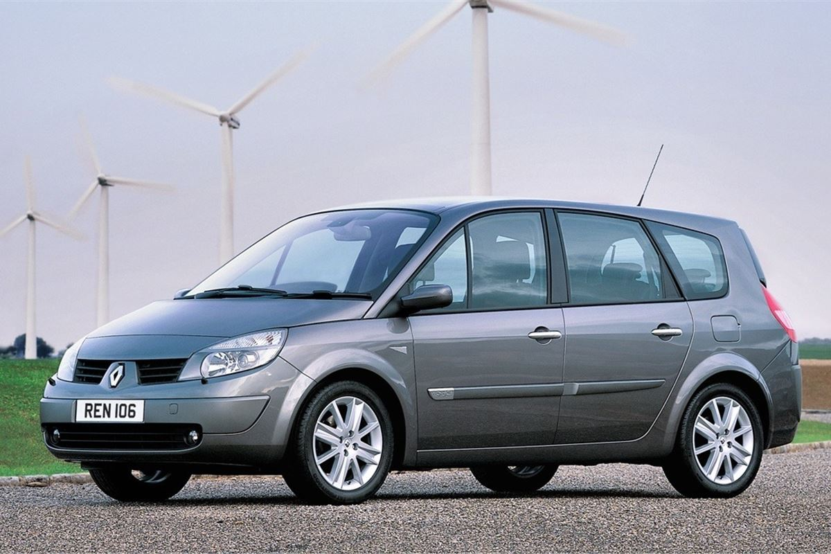 Renault Scenic 2003 Car Review Honest John