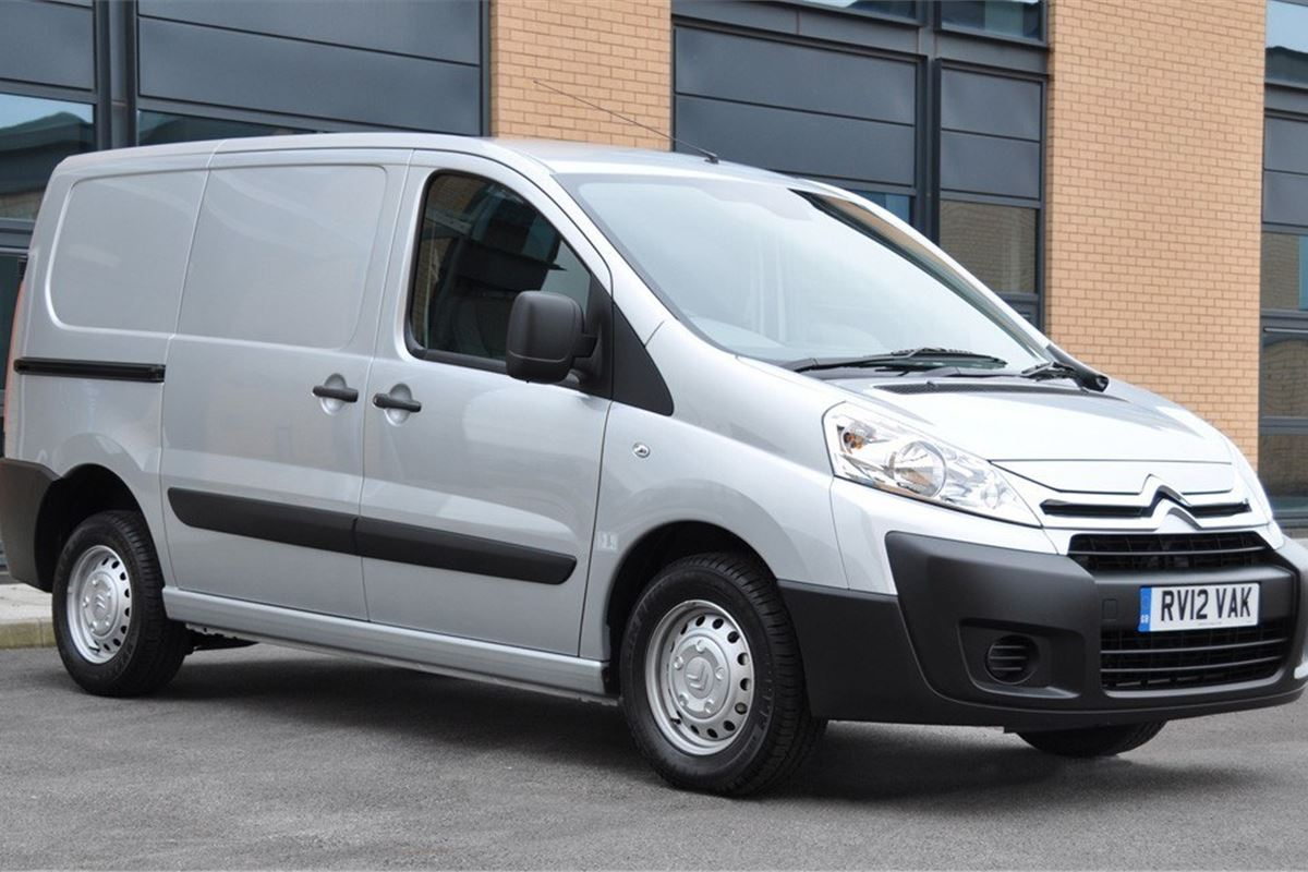 Citroen Dispatch 2007 Van Review Honest John